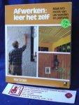 Groen, Mar - Afwerken: leer het zelf; Maak iets moois van wanden en plafonds