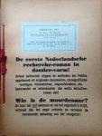 Tetenburg, J.Chr. - Dossier No. 640. Het raadsel van de sterrenwacht