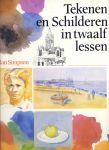 SIMPSON, IAN - Tekenen en Schilderen in twaalf lessen