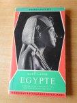 Lange, Kurt - Egypte. Wonderen en Geheimen van een grote oude Cultuur.