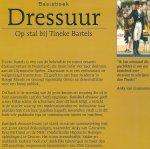 Tineke Bartels - BASISBOEK DRESSUUR - Op Stal bij Tineke Bartels - In perfecte staat!