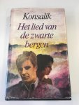 Konsalik, Heinz G. - Het lied van de zwarte bergen