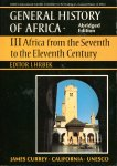 Hrbek, I. (ds1279) - General History of Africa. III Africa from the Seventh to the Eleventh Century