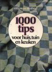 Edda Meyer-Berkhout, Pamela de Kat - 1000 tips voor huis, tuin en keuken - Edda Meyer-Berkhout, Pamela de Kat