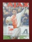 ajax kick off - ajax kick off, zondag 16 april 2000: ajax-az