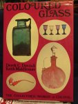 Davis, Derek C. and Keith Middlemas - Coloured Glass ; The collector's World in Colour