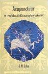 Zalm, J.M. m.m.v. E. Thole - Acupunctuur en traditionele Chinese geneeskunde