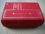 Dickens,Charles - David Copperfield. Vertaling van C.M.Mensing.Volledig geautoriseerde uitgave.