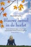 Elisabeth Turner - Blauwe hemel in de herfst