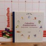 Saint Exupery, Antoine de - Le Petit Prince - de kleine prins / calendrier d'anniversaires, birthday calendar, geburtstagskalender