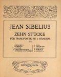 Sibelius, Jean: - Caprice Op. 24. No. 3