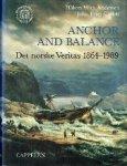 Hakon With Andersen en John Peter Collet - Anchor and Balance  Det norske Veritas 1864-1989