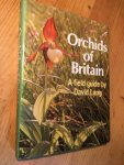 Lang, David - Orchids of Britain - a Field Guide