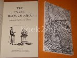 Bordeaux, Edmond S. - The Essene Book of Asha. Journey to the Cosmic Ocean.