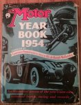 Laurence Pomeroy, Rodney Walkerley - The Motor Yearbook 1954