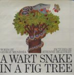 Mendoza, George and Delessert, Etienne - A wart snake a a fig tree