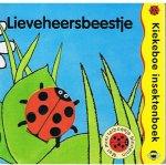Horwood, Annie (illustraties) - Kiekeboe insektenboek - getallen - Lieveheersbeestje
