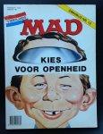 Rob Bakker e.a. (redactie) - s` Neerlands MAD. omnibus 12