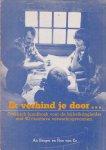 Ab Berger Ron van Es - Ik verbind je door ... Praktisch handboek voor de bijbelkringleider met 40 creatieve verwerkingsvormen.