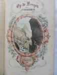 Hasebroek, J.P. - Hasebroek, Johannes Petrus - Op de Bergen. Herinneringen en indrukken van eenen reiziger door Noordelijk Italië en Zwitserland