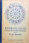 Parker, Else - Astrologie en haar praktische toepassing