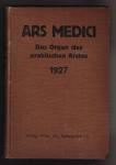 - Ars Medici 1927
