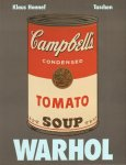 Honnef, Klaus - Andy Warhol 1928-1987 (Kunst als Kommerz), 95 pag. softcover, goede staat (duitstalig), naam op schutblad