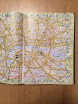 redactie   Geographers A-Z Map Company - Master Atlas of Greater London