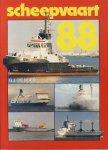 Boer, G.J. de - 1988  Jaarboek Scheepvaart   -`88