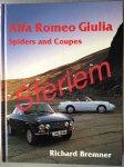 Richard Bremmer - Alfa Romeo Giulia - Spiders and Coupes
