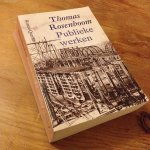 Rosenboom, Thomas - Publieke werken