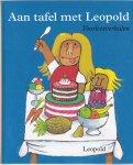 Diverse auteurs - Aan tafel met Leopold. Voorleesverhalen.