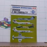 Moyes, Philip J.R. - aerodata international - 15 - Lockheed F 104 Starfighter