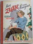 Nefkens Gerda, illustrator Veenhoven Lies - Het zusje van Margriet