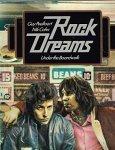 kunstenaar Guy Peellaert en rockschrijver Nik Cohn - Rock Dreams