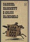 HAMMETT, DASHIEL - $ 106.000 BLOEDGELD.