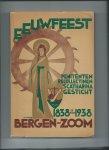 Gerlach O.M. Cap., drs. Pater - Eeuwfeest Penitenten Recollectinen St. Catharinagesticht Bergen op Zoom 1838-1938