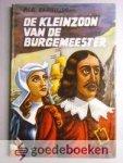 Zeeuw J.Gzn., P. de - De kleinzoon van de burgemeester --- Het leven van Jan van Riebeeck de stichter van Zuid-Afrika