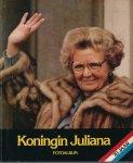 Koningshuis - KONINGIN JULIANA 70 JAAR - FOTOALBUM. Met een inleidend artikel van Mr. H. P. Linthorst Homan, oud-commissaris der Koningin in de provincie Friesland