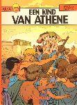 Martin, Jacques - Alex 015, Een Kind van Athene, softcover, gave staat (nieuwstaat)
