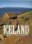 ROBERTS, DAVID (text) & JON KRAKAUER (photographs) - Iceland - Land of Sagas