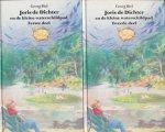 Riel, Georg - Joris de dichter en de kleine waterschildpad. Deel 1 en 2.