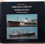 Young, Victor. - Merchant ships of World War II, a Post War Album. Shipping Albums 1.