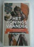 Winsemius, Pieter - Het koningsvaandel / reis door het verleden van Friesland