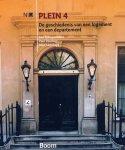 Schoenmaker, Ben.  Peucker, Paul.  Lemmers, Alan. - Plein 4. De geschiedenis van een logement en een departement.