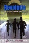 Blijdorp, Janwillem - Revolutie *nieuw* --- Serie Dave Woods, dubbelspion, deel 4