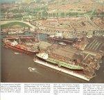 Viruly, A  .. Oud-commodore KLM - Vliegend boven Nederland  Flying over Holland