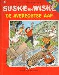 Vandersteen, Willy - Suske en Wiske nr. 243, De Averechtse Aap, softcover, goede staat
