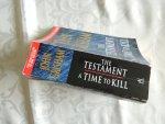 Grisham, John - The partner - The runaway jury // The Testament - A Time to Kill