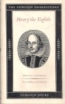 shakespeare, william, edited by G.B. Harrison - henry the eighth